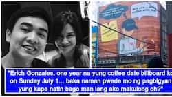 Xian Gaza once again tries his luck to have a coffee date with Erich Gonzales before going to jail