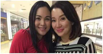 """I know the real Kris,"" Pagtatanggol ni Claudine Barretto kay Kris Aquino"