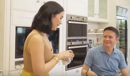 Heart Evangelista's intimate interview with Chiz Escudero goes viral