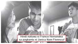 Janica Nam Floresca shares video of her late BF Franco Fernandez criticizing her singing