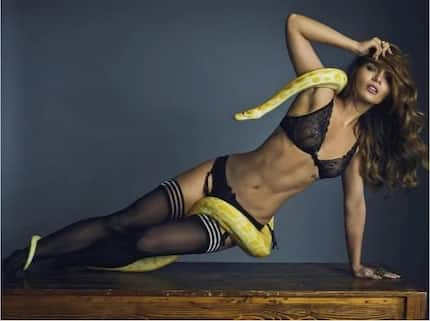 Lovi Poe's new photo proves that you could still be sexy after pigging out