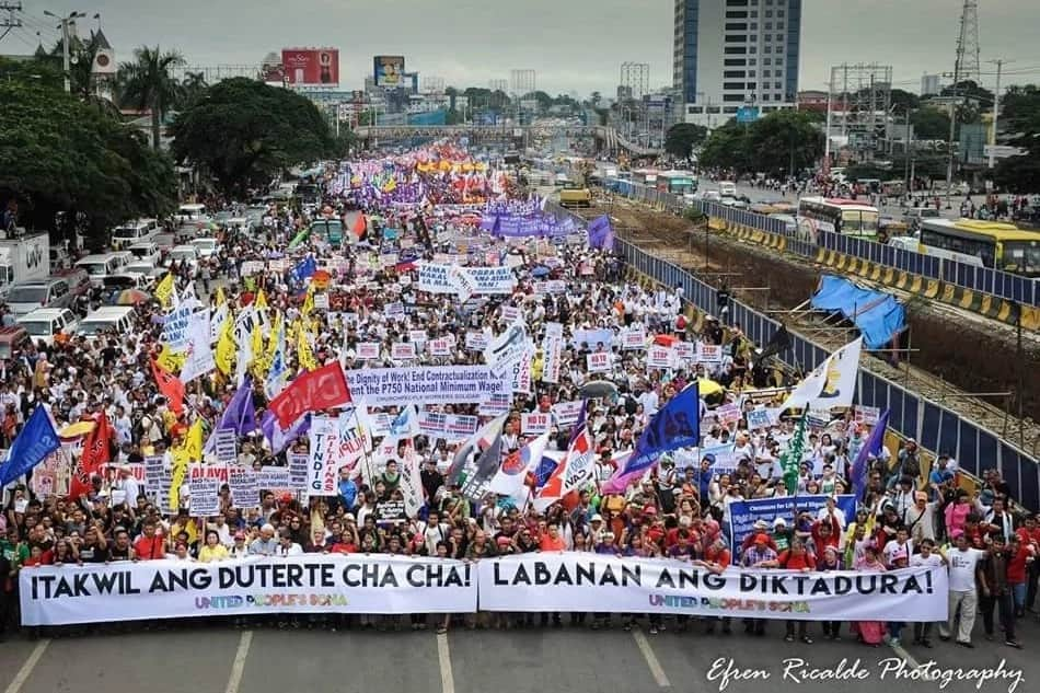 Fact Check: Does this viral photo illustrate support for Duterte & Marcos?