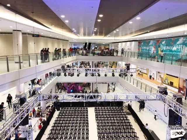 Sugod na mga taga Silangan! Photos of the newly opened Ayala Malls Feliz in Marcos Highway