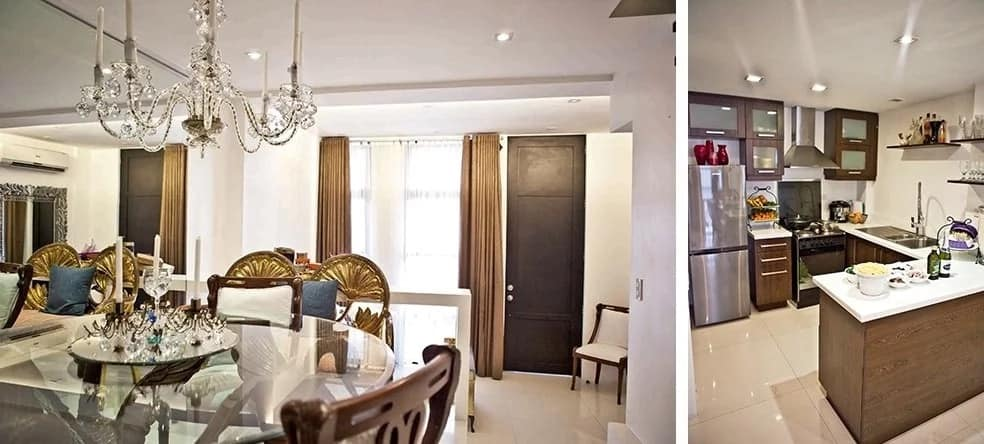 6 Kitchens and dining areas owned by famous Pinoy celebrities