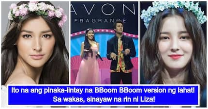 Tinapatan na si Nancy! Video of Liza Soberano dancing the BBoom BBoom craze goes viral