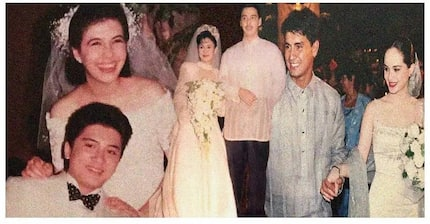 10 Throwback wedding photos that will make you kilig and wish it was you