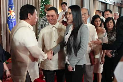 Pangulong Duterte, inaming 'nasobrahan' na si Asec. Mocha Uson