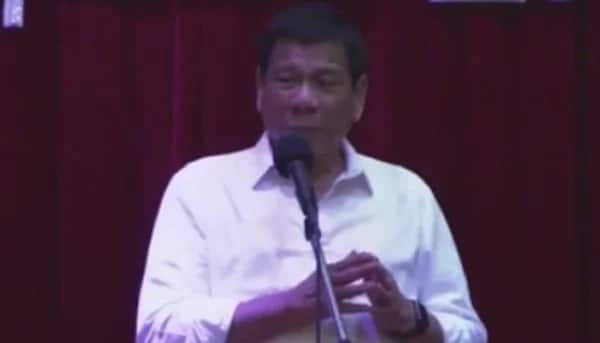 Duterte threatens of 'eating' Abu Sayyaf