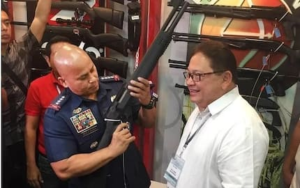 LOOK: Bato proves that the police do not kill all drug criminals
