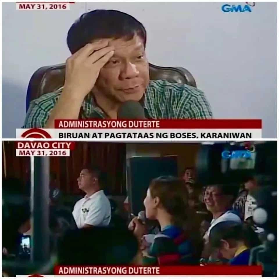 Panelo defends Duterte's catcalling; says it's a compliment