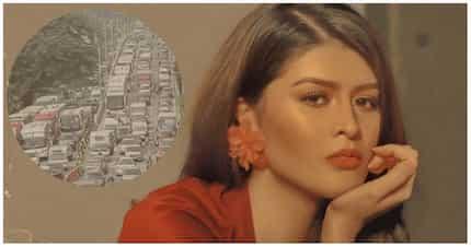 """Bumuhos ng sari-saring reaksyon ang tweet ni Mariel de Leon tungkol sa """"bawal single driver"""""""