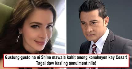 Inip na inip na sa pag-aantay ng annulment! Sunshine Cruz eager to completely break free from marriage with Cesar Montano to marry boyfriend Macky?