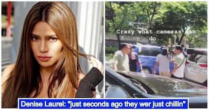 """""""Crazy what cameras can do"""" Denise Laurel may ibinulgar sa kanyang video"""