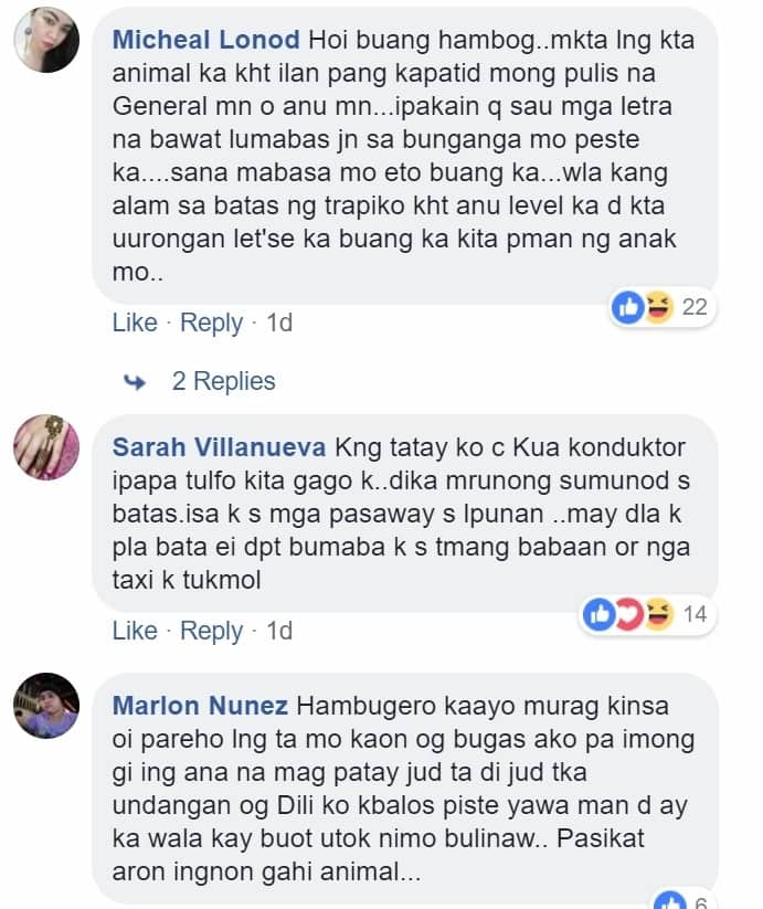 Pasaherong nanapak at pinagmumura ang konduktor ng bus, pinagyabang pa ang kapatid daw niyang pulis sa Crame