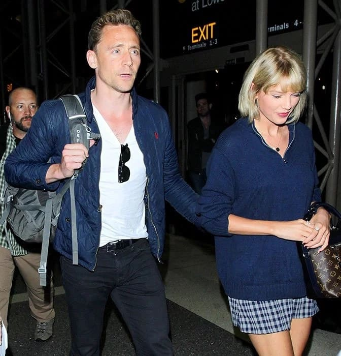 HiddleSwift takes their outfits to a whole new level