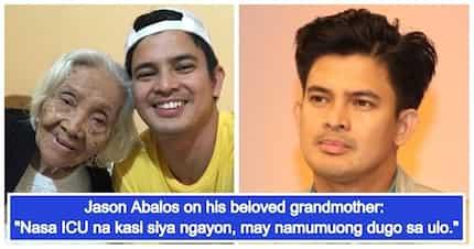 Nasa huli ang pagsisisi! Jason Abalos' emotional story about his grandmother breaks hearts on social media