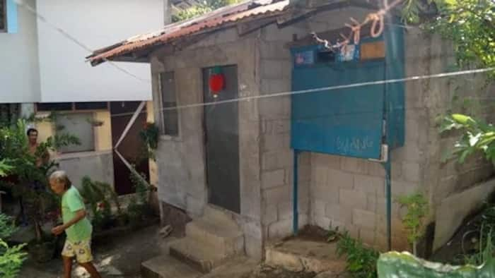 This is the 'multi-million' house of De Lima's driver in Manapla, Negros Occidental