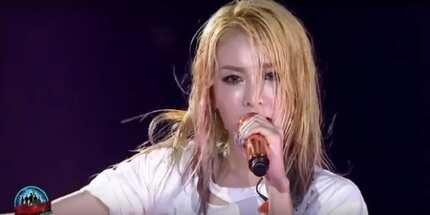 Sandara Park channels sex goddess in Pinoy Boyband Superstar Grand Reveal
