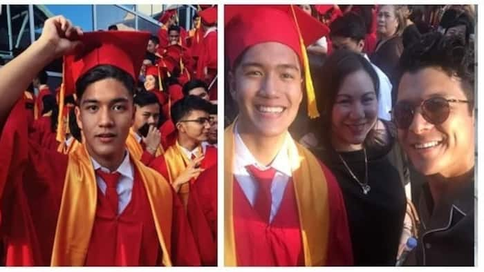 Proud daddy! Jericho Rosales shares proud moment as a father to son who graduated