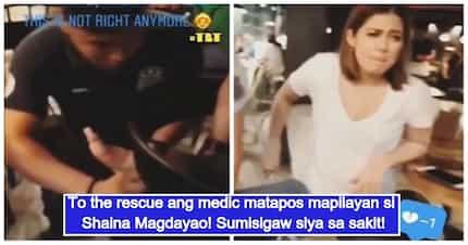 Sobrang nasaktan! Shaina Magdayao, na-injure habang nasa cast party ng 'Single Single'