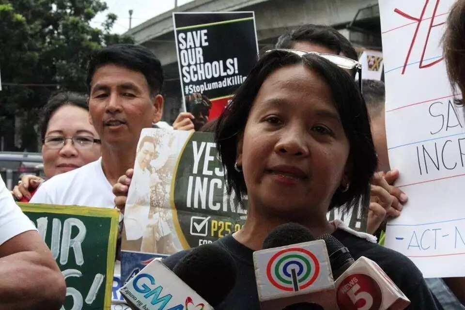 Rep. Castro, itinanggi ang pag-ipit sa budget para sa PCOO na umano'y dahilan ng pagbibitiw ni Mocha Uson