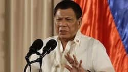 Duterte brushes off the controversy of being blamed for priests' alleged death threats