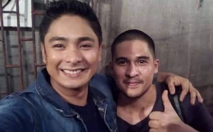 Netizens touched by Coco Martin hiring CJ Ramos as new cast member of 'Ang Probinsyano'