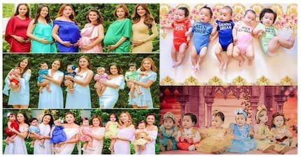 Bump squad! Camille Prats, nagpost ng cute photo with her ka-squad mommies