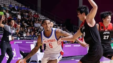 Finally! Jordan Clarkson's first PH win as Gilas defeats Japan in Asiad 2018