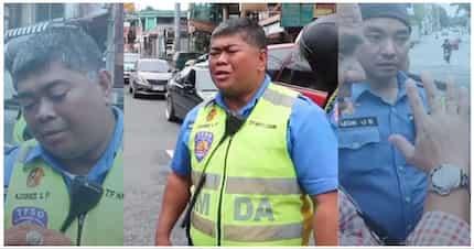 Atapang atao! Mag-asawang nakipagtalo sa mga traffic enforcers, binatikos ng netizens