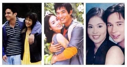 Pinoy relationship goals! They were our Pinoy love peg love teams of the 90s.