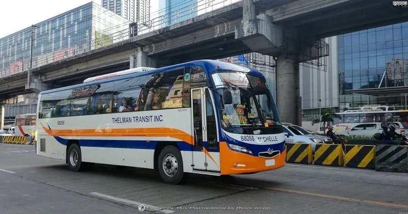 Rhian Ramos van naside-swipe ng bus sa SLEX, driver ng bus kumaripas ng takbo