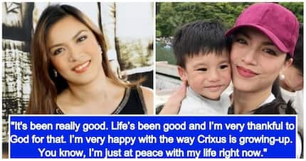 """""""It's time to let go,"""" Ciara Sotto tanggap na daw ang nangyari at mapayapa bilang single mom"""