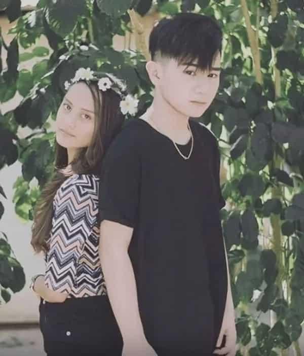 Rita Gaviola a.k.a. Badjao girl, spotted with her rumored boyfriend