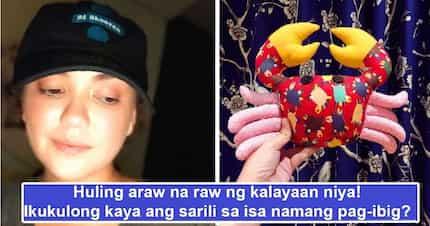 Susugal ulit sa pag-ibig ? Angelica Panganiban nagdeklara ng huling araw ng kalayaan, magsu-surrender na raw