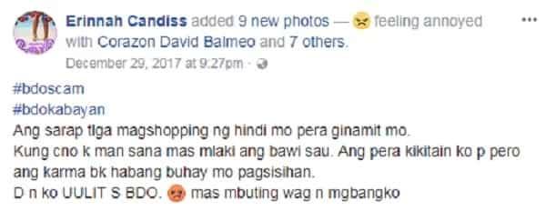 Sayang ang inipong pera! Netizens complain of losing money on their BDO savings account