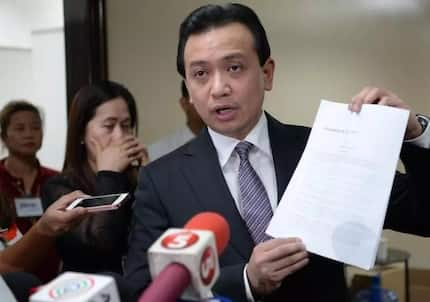 Conflict of interest? Sen. Trillanes accuses SolGen Calida's agency for 'cornering' 16 gov't contracts