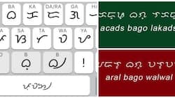Pinoy-made app lets you use 'Baybayin' for your phone keyboard!