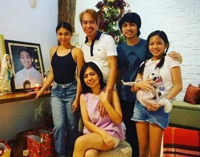 Nadine Lustre and family's 1st Christmas after her brother Isaiah's death