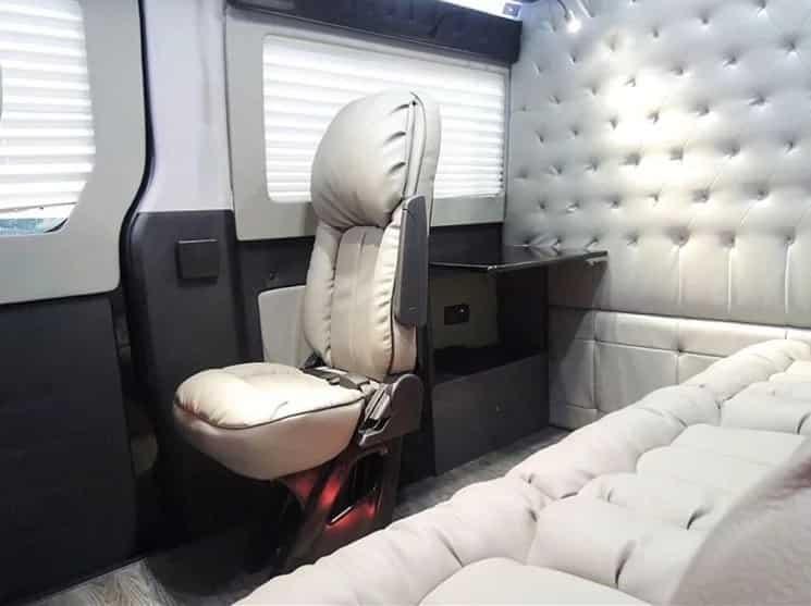 Parang bahay na ang loob! An insider's look at Kim Chiu's 'Manila-Proof' customized van