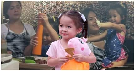 Cuteness overload! Luna Agoncillo charms netizens with her 'kitchen skills'