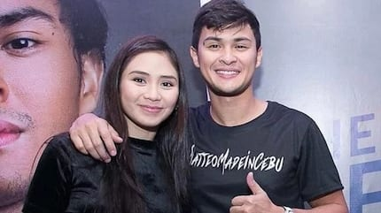 Matteo Guidicelli shows his unending support for girlfriend Sarah Geronimo