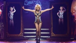 Oops, she did it again! Britney Spears bounces back on TV