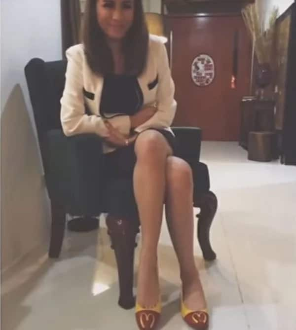 Toni Gonzaga's shoe collection is only for the rich and famous