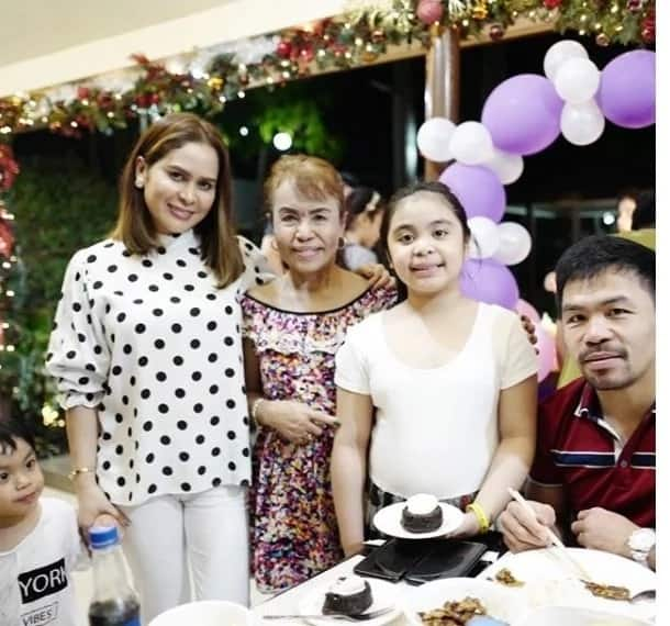Senator Manny Pacquiao & Jinkee throw an extravagant birthday celebration for daughter Queenie