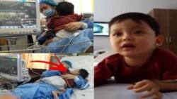 Uncle's Plea For His Sick Nephew Diagnosed With Leukemia. Edwin Patriarca, An IT Student Seeks Help Online For His Little Nephew, John Jayden.