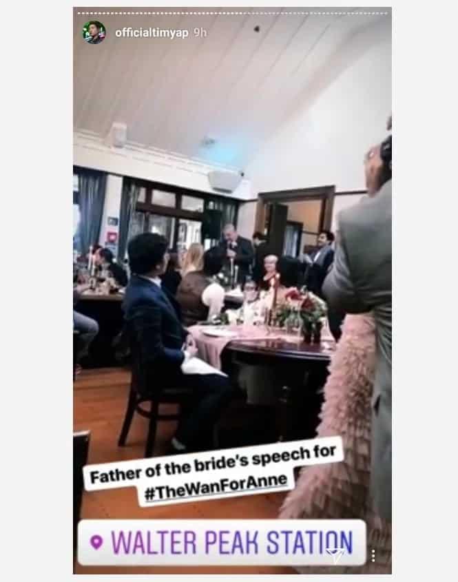 Madaliin na yan! Erwan's dad tells Anne he wants 10 grandsons