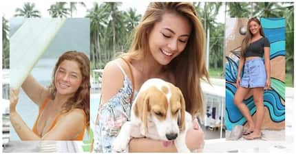 Fab 5! Pretty Pinay celebrities na iniwan ang city life para sa beach life