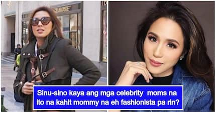 Top five Celebrity moms who own their unique fashion style on and off screen