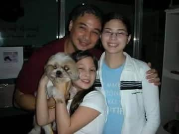 Ricky Davao shares how she dealt with daughter's sexuality